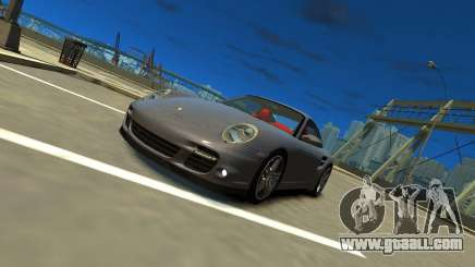 Porsche 997 Turbo for GTA 4