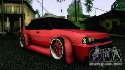 Tofas Dogan SLX DRIFT for GTA San Andreas