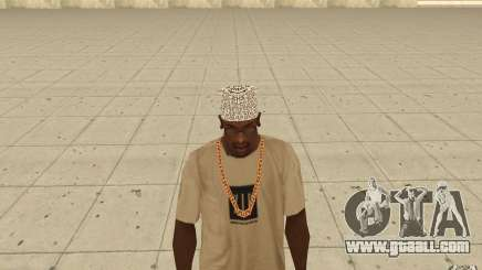 Bandana shamal for GTA San Andreas