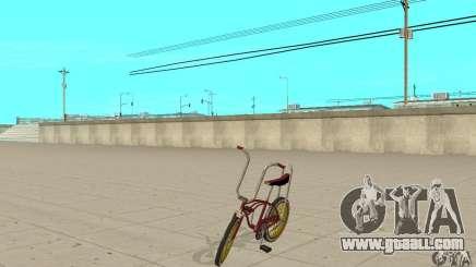 CUSTOM BIKES BIKE for GTA San Andreas