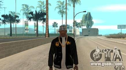 Jacke skin for GTA San Andreas