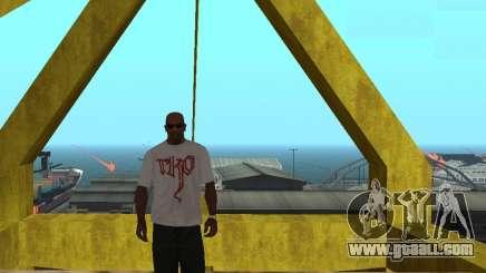 WWE RKO t shirt for GTA San Andreas