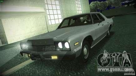 Dodge Monaco for GTA San Andreas