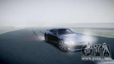 Nissan GT-R R35 V1.2 2010 for GTA 4