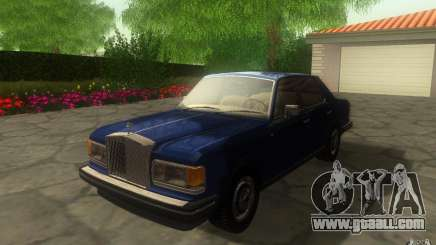Rolls-Royce Silver Spirit 1990 for GTA San Andreas