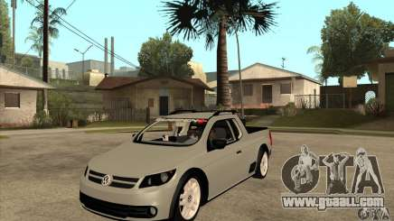 Volkswagen Saveiro G5 for GTA San Andreas