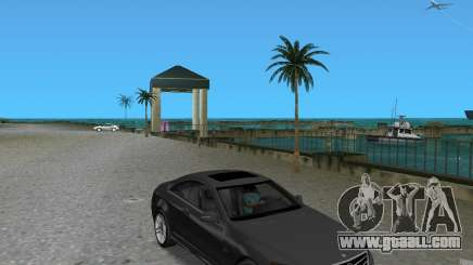Mercedess Benz CL 65 AMG for GTA Vice City