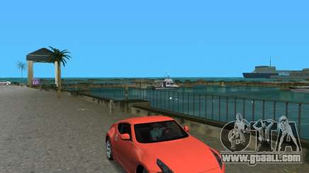 Nissan 370Z for GTA Vice City