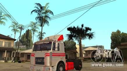 MAZ 543205 Tuning for GTA San Andreas