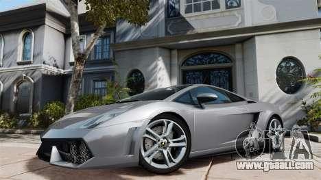 Lamborghini Gallardo LP560-4 [Final] v1 for GTA 4