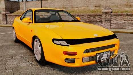 Toyota Celica ST185 GT4 for GTA 4