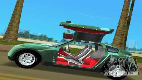 Infiniti Triant for GTA Vice City left view