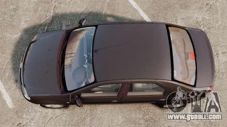 Dacia Logan 2008 v2.0 for GTA 4 right view