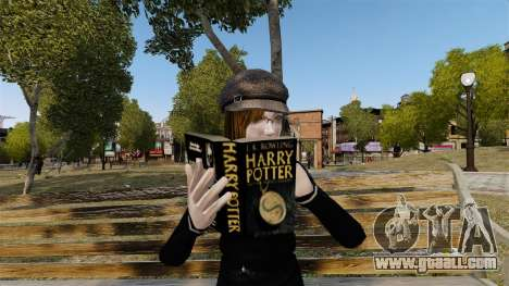The Book Of Harry Potter for GTA 4