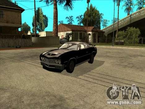 Remington for GTA San Andreas
