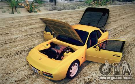 Porsche 944 Turbo Coupe 1985 for GTA San Andreas side view