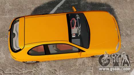 Daewoo Lanos Sport US 2001 for GTA 4 right view