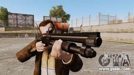 Tactical shotgun v2 for GTA 4 third screenshot