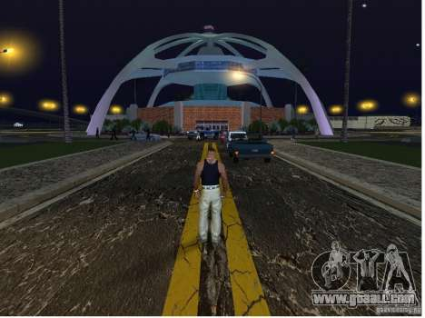 The new airport, Los Santos for GTA San Andreas