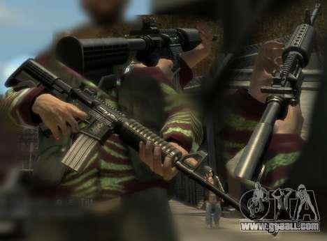 VSS Vintorez for GTA San Andreas