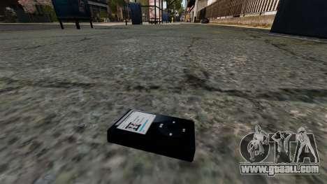 Updated MP3 player for GTA 4 third screenshot