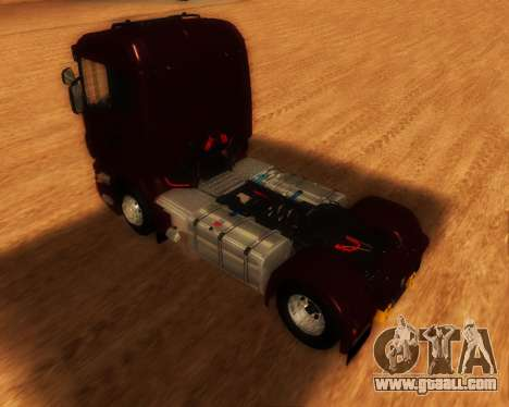 Scania R440 for GTA San Andreas left view
