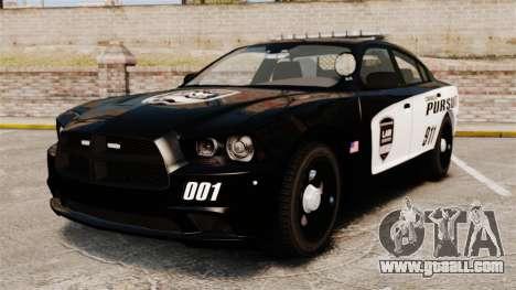 Dodge Charger Pursuit 2012 [ELS] for GTA 4