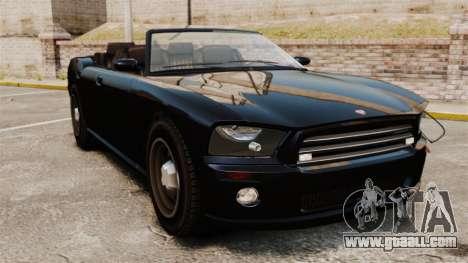 Buffalo limousine for GTA 4