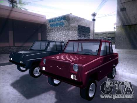 Seaz-3D for GTA San Andreas right view