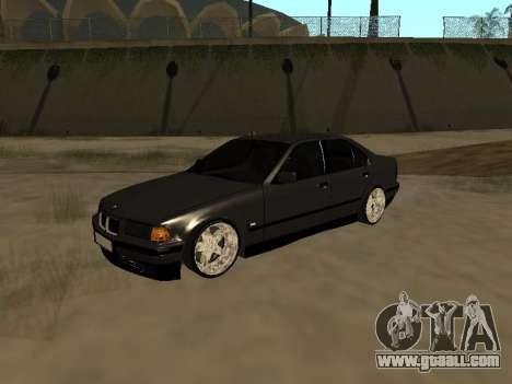 BMW 320i E36 for GTA San Andreas