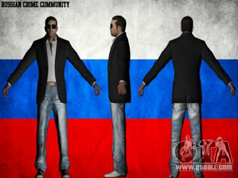 Russian Crime Community for GTA San Andreas