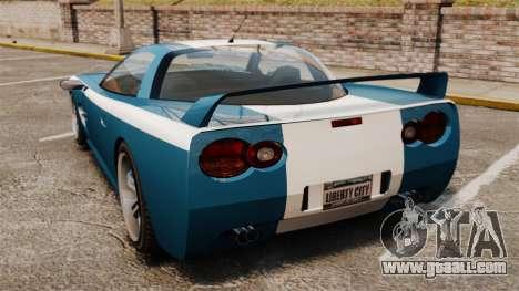 Coquette M for GTA 4