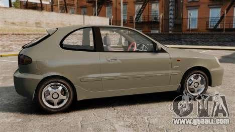 Daewoo Lanos Sport PL 2000 for GTA 4 left view