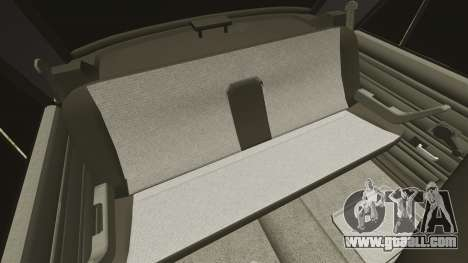 Vaz-2107 for GTA 4 interior