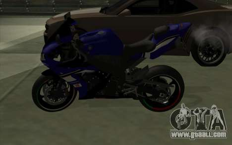 Yamaha R1 for GTA San Andreas