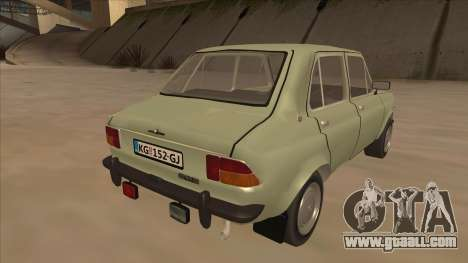 Zastava 1100 for GTA San Andreas right view