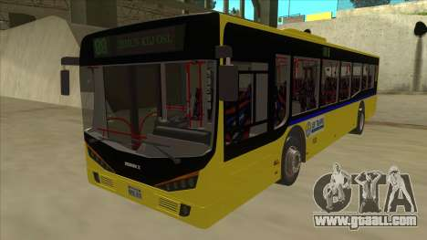 Bus Line 88 Novi Zeleznik for GTA San Andreas