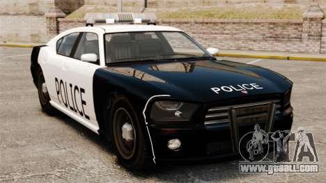 Buffalo police officer LAPD v1 for GTA 4