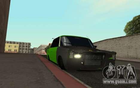 VAZ 2105 Rogue for GTA San Andreas