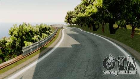 Takahiro Hill for GTA 4 forth screenshot