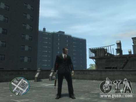 Thompson for GTA 4 second screenshot
