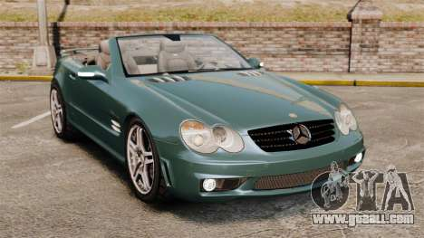 Mercedes-Benz SL65 2007 AMG v1.2 for GTA 4