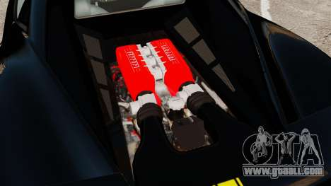 Ferrari 458 Italia 2010 Wheelsandmore 2013 for GTA 4 right view