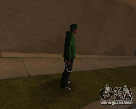 Market sports garments for GTA San Andreas third screenshot