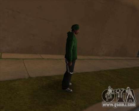 Market sports garments for GTA San Andreas third screenshot