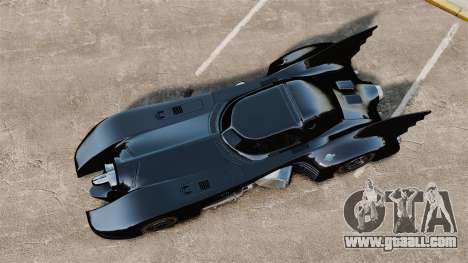 The Script Of The Batmobile for GTA 4