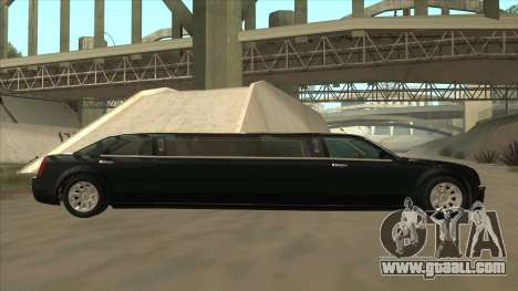 Chrysler 300C Limo 2006 for GTA San Andreas left view