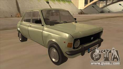 Zastava 1100 for GTA San Andreas left view