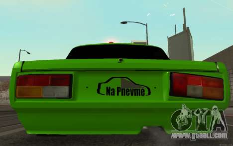 VAZ 2105 Rogue for GTA San Andreas right view