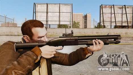 Tactical shotgun v2 for GTA 4